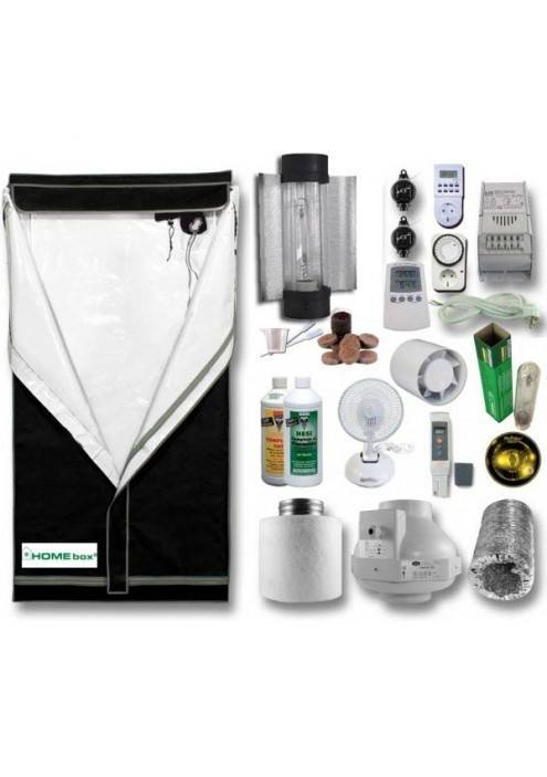 KIT CULTIVO INTERIOR ARMARIO 400W