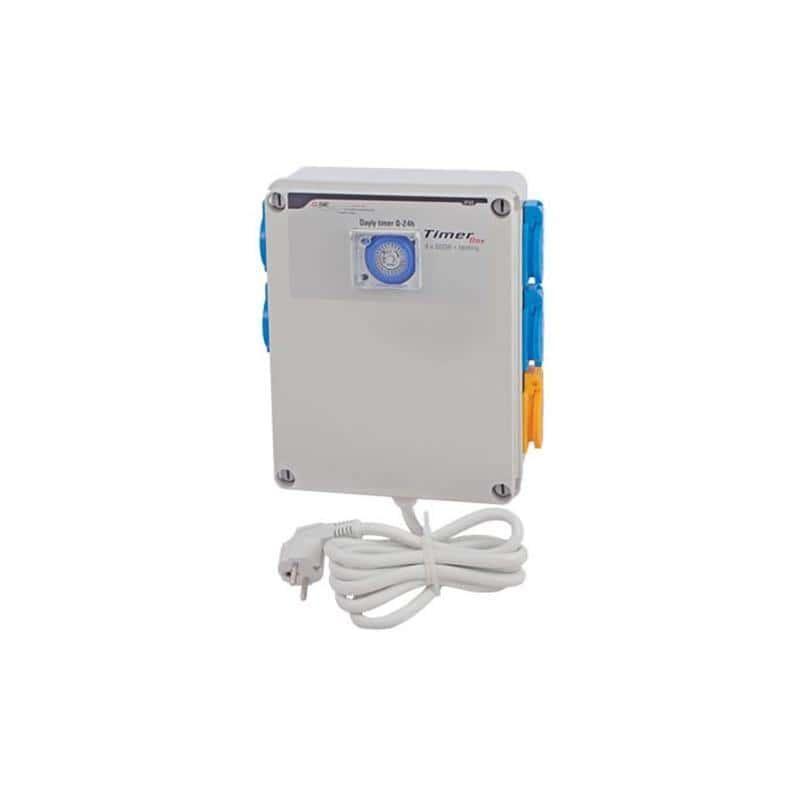 TEMPORIZADOR GSE TIME BOX 4X600W + CALENTADOR