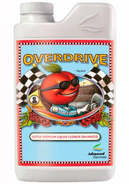 OVERDRIVE BOOSTER