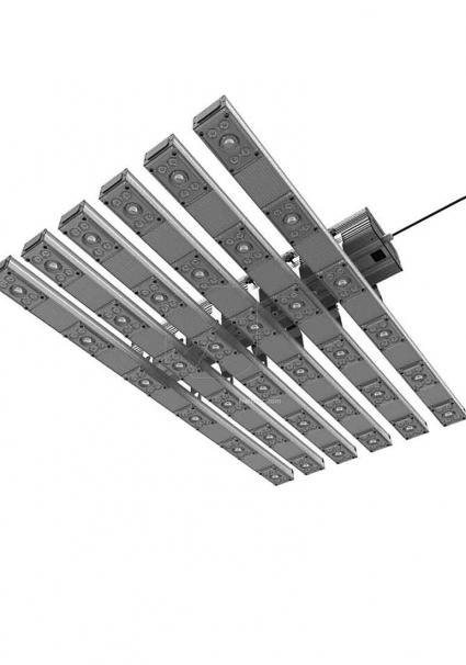 LED Solux Vega 360W