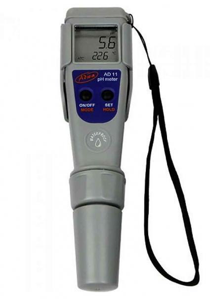WATERPROOF DIGITAL PH METER