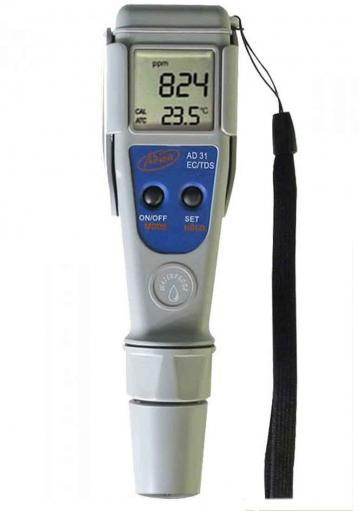 WATERPROOF EC METER