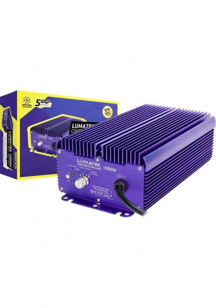 LUMATEK CONTROLABLE 240V 1000W BALLAST