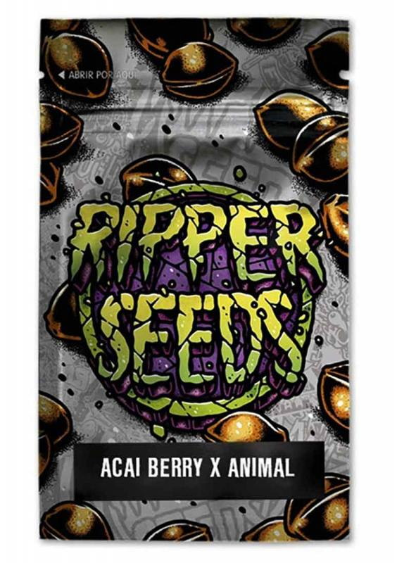 ACAI BERRY X ANIMAL COOKIES