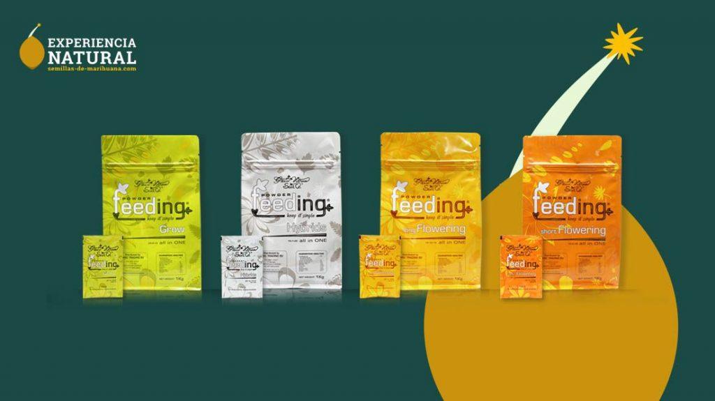 best nutrient brand feeding