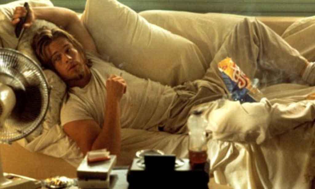 Brad Pitt dejó Hollywood porque consumía demasiada marihuana