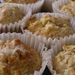 receta de muffins de manzana y marihuana