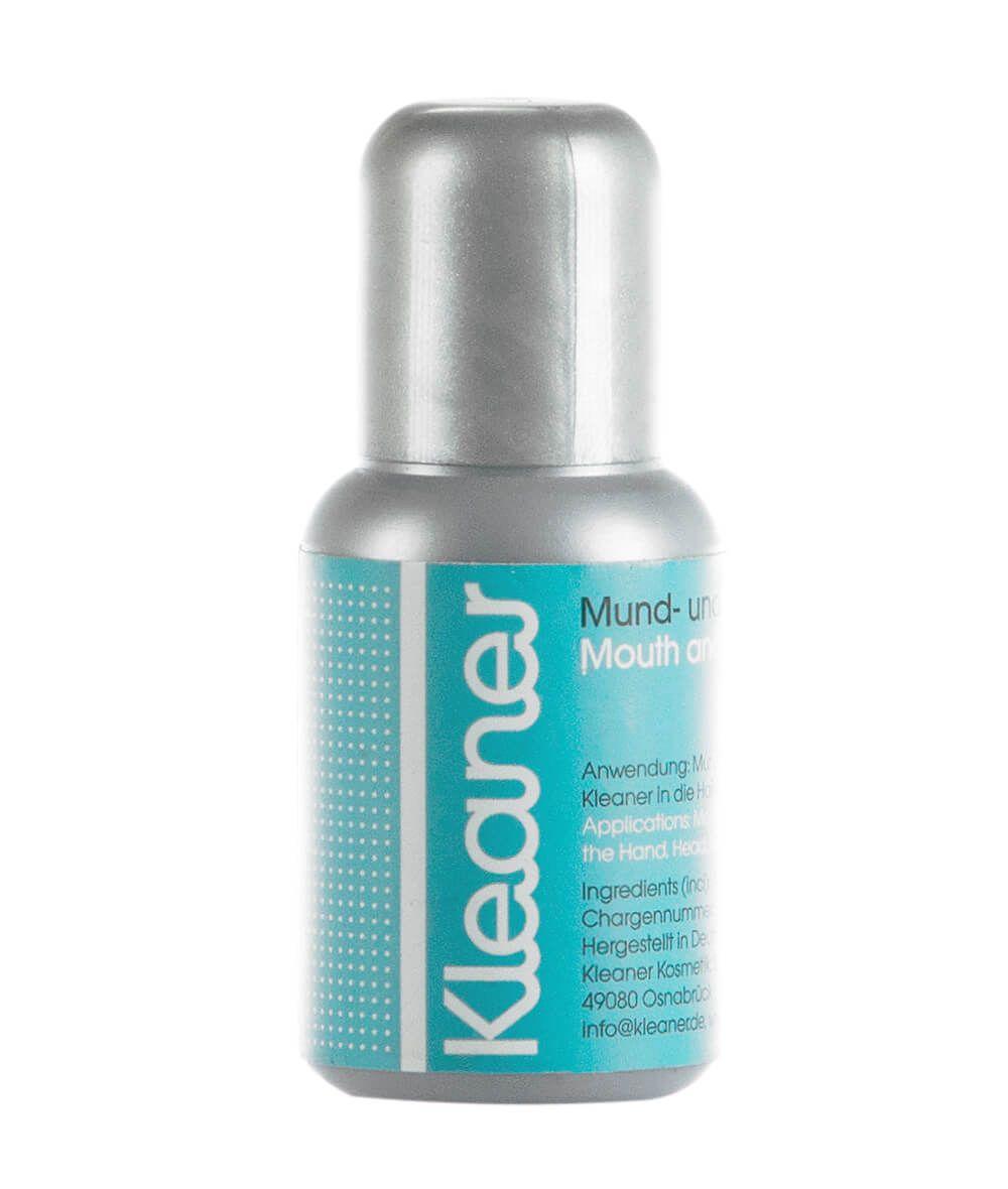 Kleaner limpia los restos de drogas en tu organismo