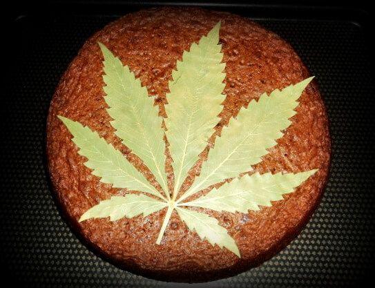 postre Space cake