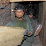 Túneles hechos por los narcos