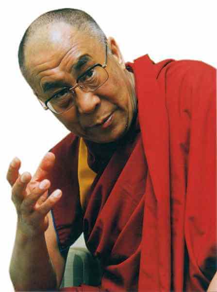 El Dalai Lama apoya el Cannabis medicinal