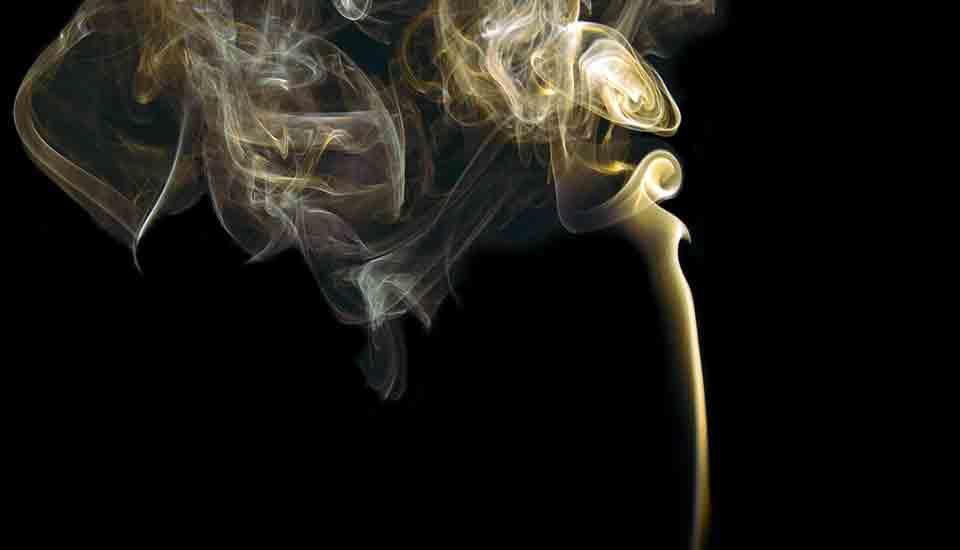 evitar oler marihuana