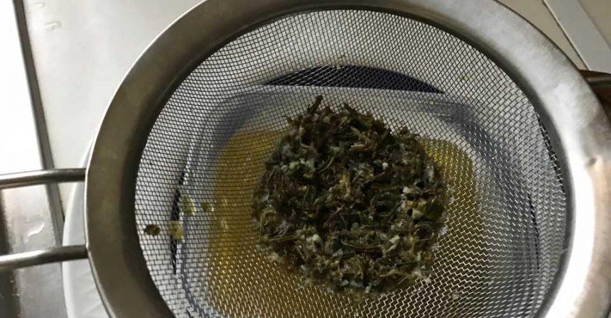 mantequilla-marihuana-filtrar