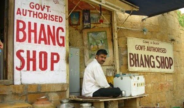 receta de bhang hindú