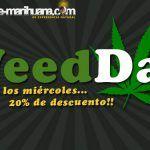 WeedDay semillas de marihuana