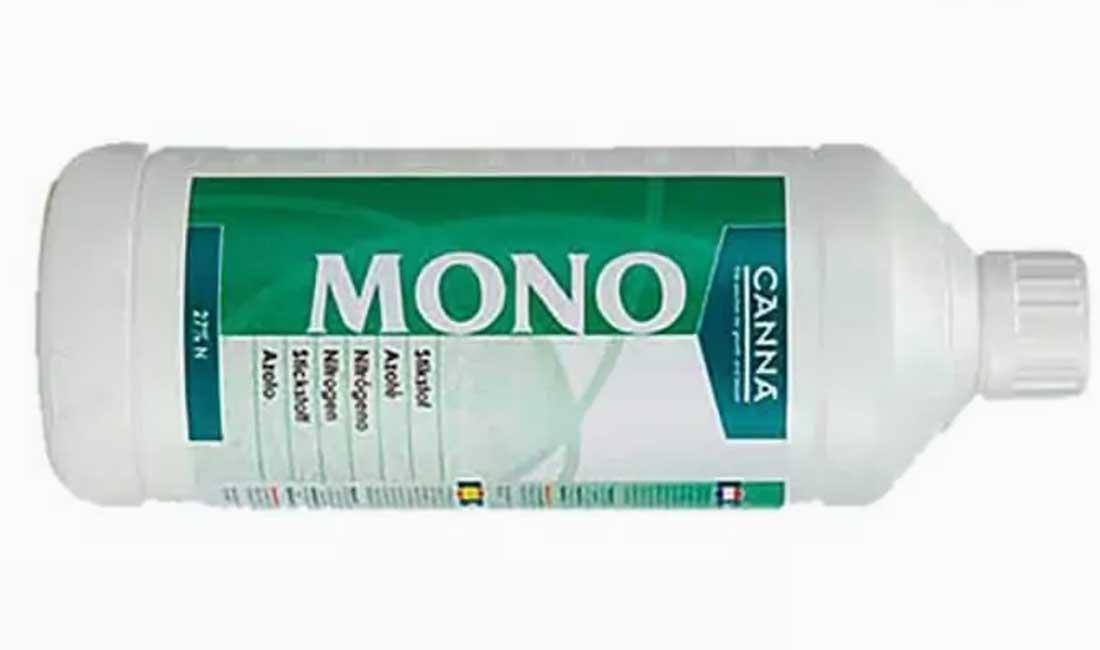 canna mono nitrogeno
