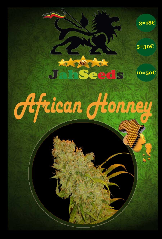 African Honney