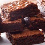 receta brownies de marihuana en el microondas