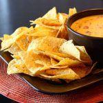 Receta de salsa de queso con marihuana para nachos