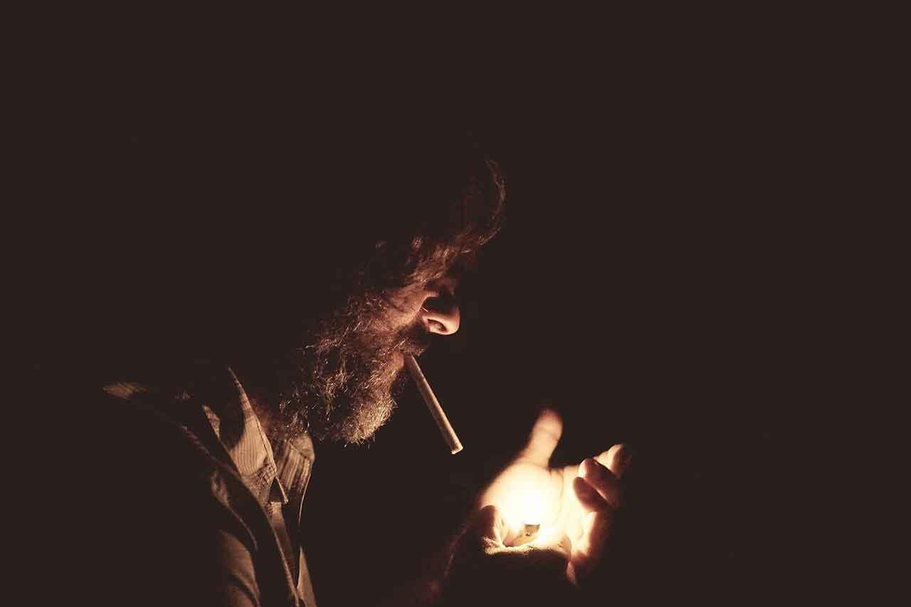 Famosos fumando Cannabis