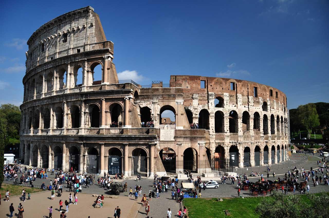 anfiteatro romano Coliseo