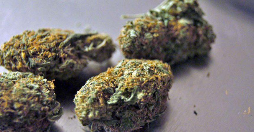 La primera venta online fue de marihuana