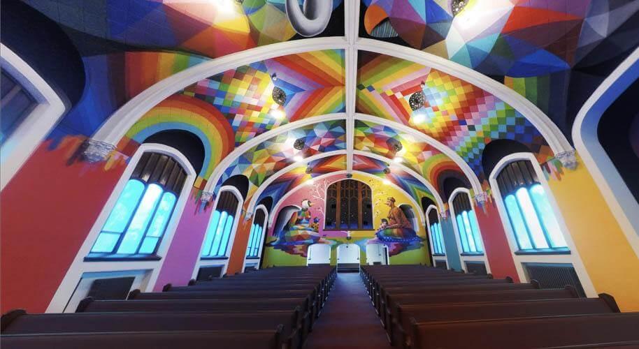 Primera iglesia de la marihuana