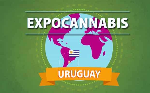 Expocannabis Uruguay Logo