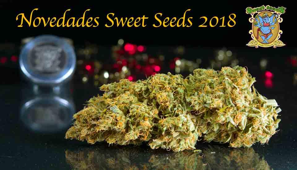 Sweet seeds novedades 2018