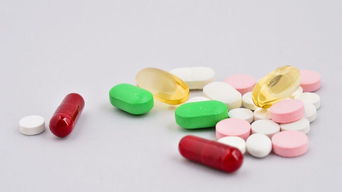 drogas en cápsulas