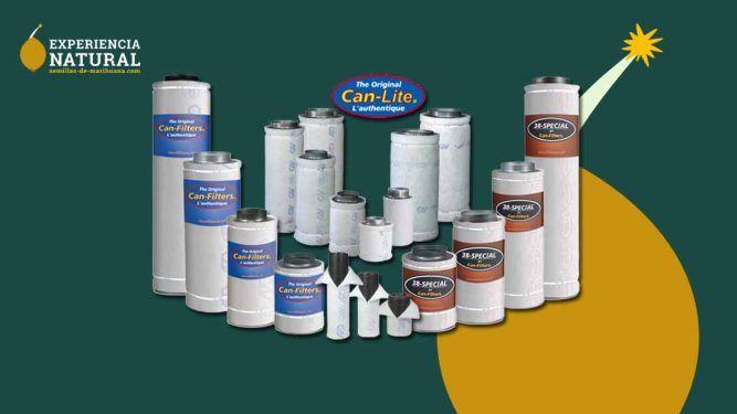 filtros anti-olor para la marihuana