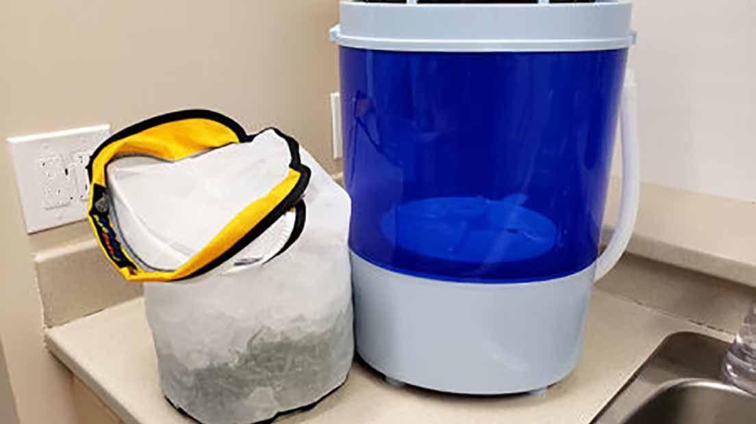 Para saber cómo hacer hachís casero es importante saber utilizar una lavadora de extracciones.