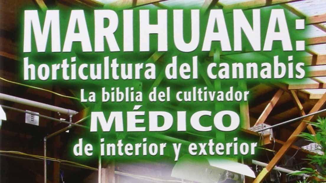 Hay libros de marihuana para todos lo niveles.