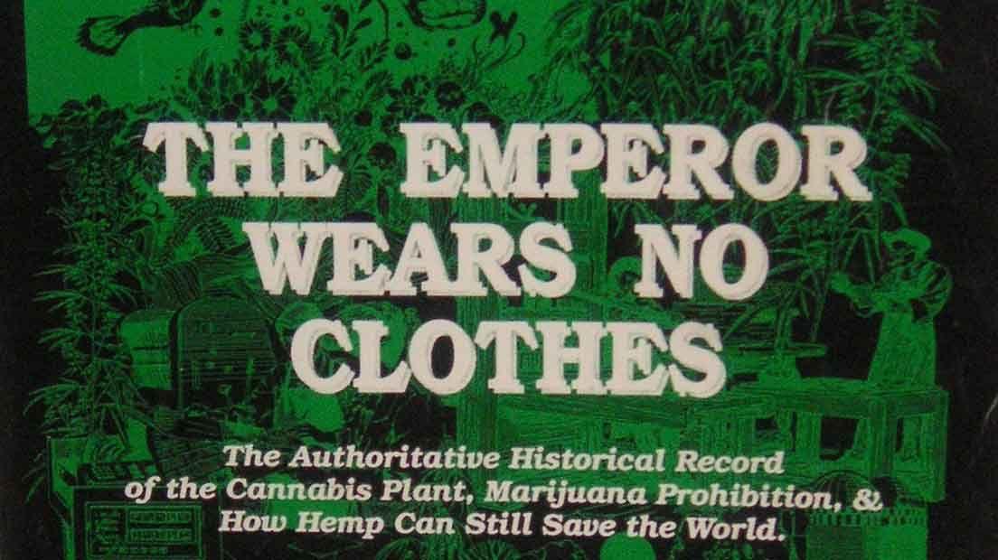 Los libros de marihuana están hechos para entretener e informar.