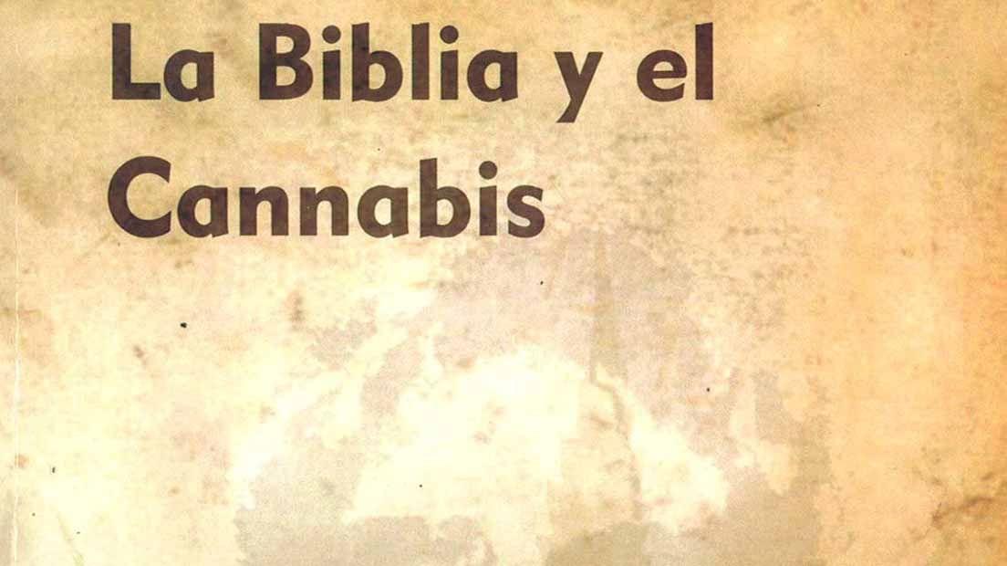Los libros sobre el Cannabis también pueden tener historias misteriosa.