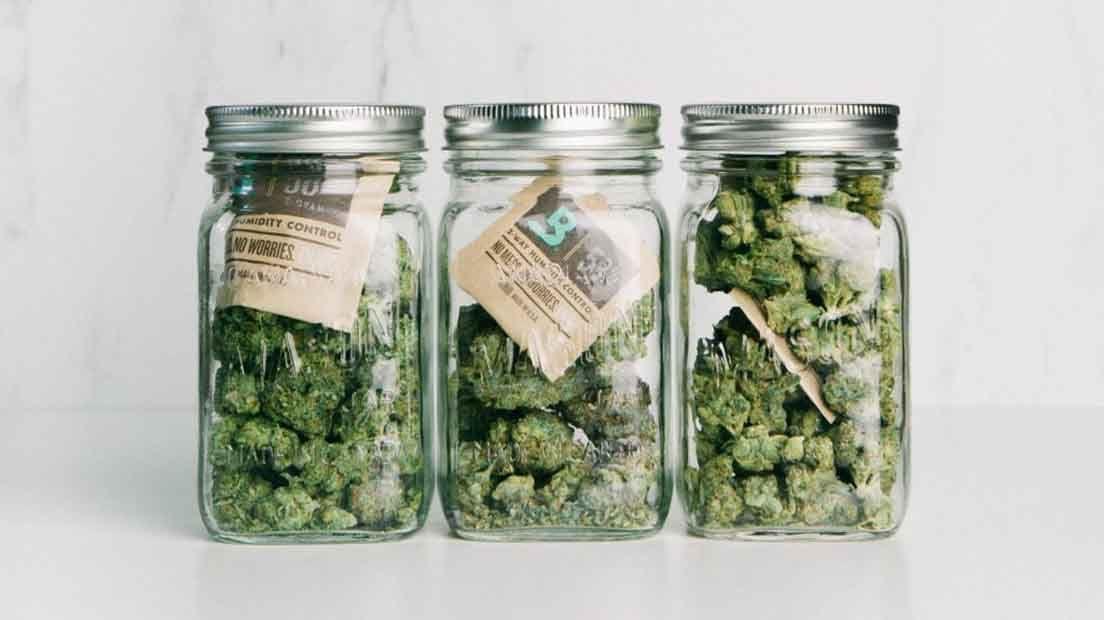 Para mejorar el sabor de la marihuana es preciso llevar a cabo un buen curado.