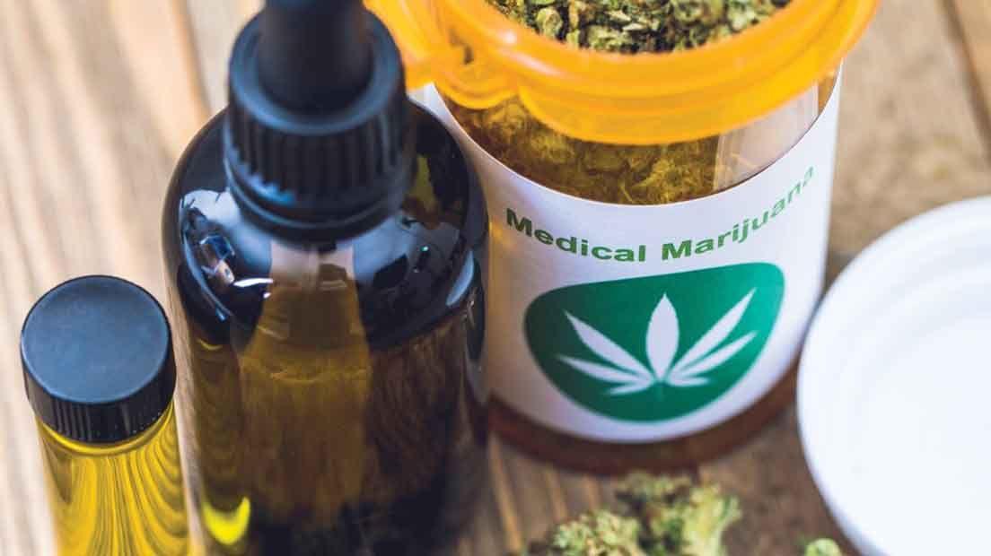 La marihuana se utiliza como medicamento durante muchos años.