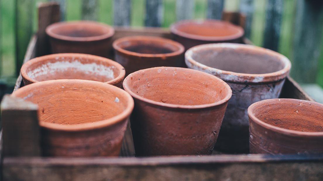 tiestos para marihuana de cerámica