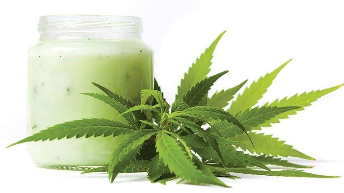 Los tópicos de marihuana ayudan a combatir dolor muscular.