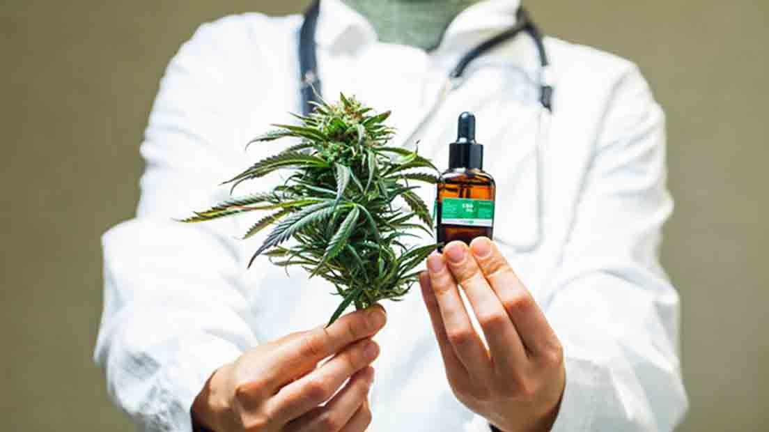 La marihuana puede ayudar en determinados aspectos.