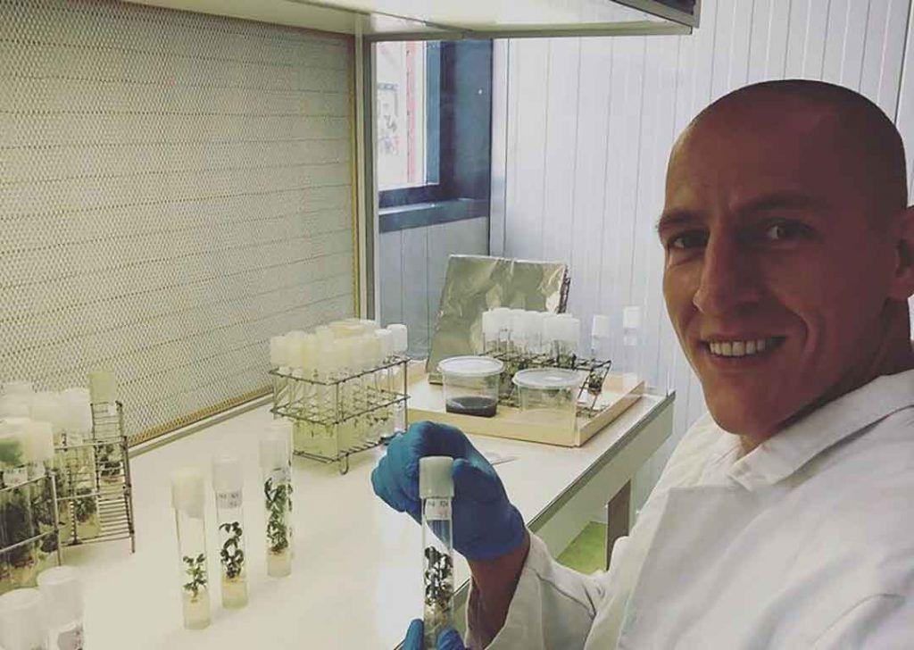 Mahmoud Hanachi responsable de genéticas y nuevos territorios de Dutch Passion