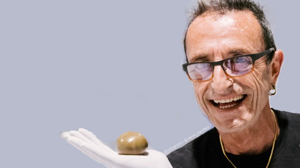 French Canolli, uno de los responsables de Trichome Research Initiative