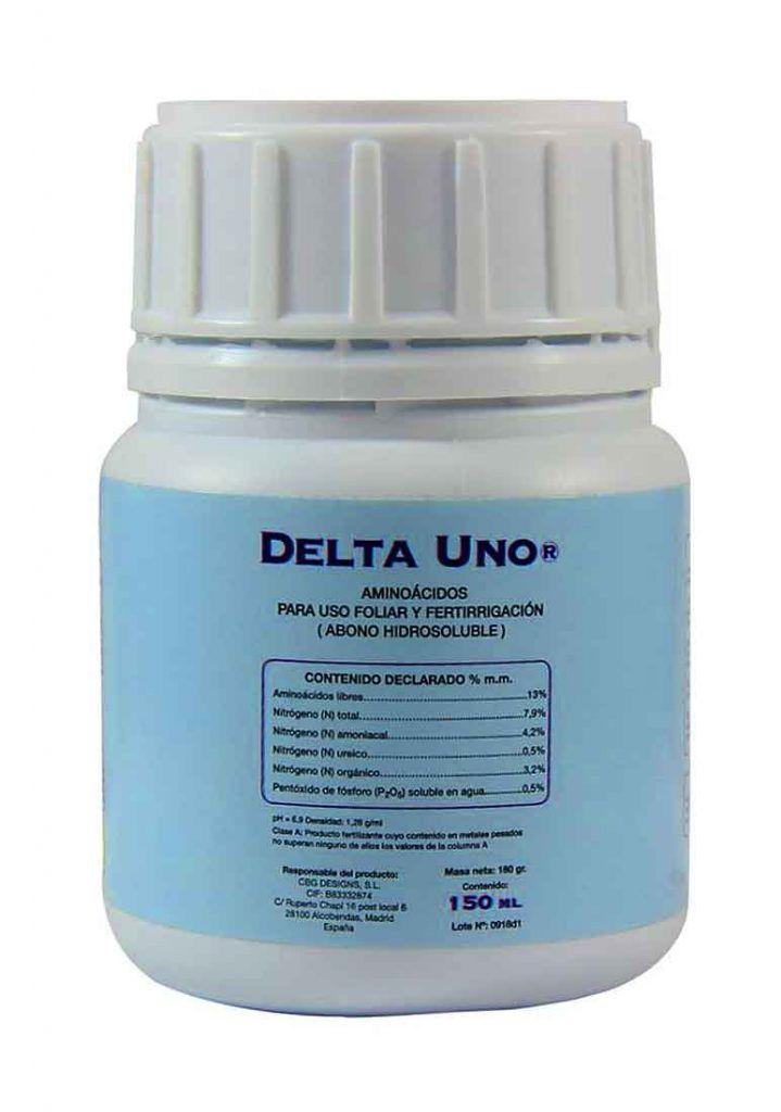 Mejor fertilizante de raíz Delta 1