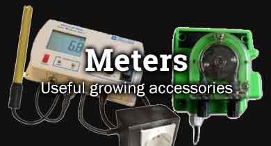 Marijuana meters
