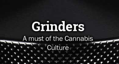 Grinders cannabis